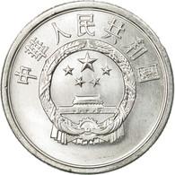 Monnaie, CHINA, PEOPLE'S REPUBLIC, 2 Fen, 1984, SPL, Aluminium, KM:2 - China