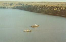 The Glenora Ferries, Plying The Adolphus Reach, Picton, Ontario - Ontario