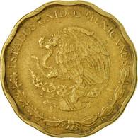 Monnaie, Mexique, 50 Centavos, 2001, Mexico City, TB+, Aluminum-Bronze, KM:549 - Mexico