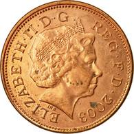 Monnaie, Grande-Bretagne, Elizabeth II, 2 Pence, 2003, TB, Copper Plated Steel - 1971-… : Monnaies Décimales