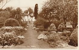 Rowal Lane, Saint Field, Co. Down, Northern Ireland Real Photograph Post Card - Down