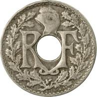 Monnaie, France, Lindauer, 10 Centimes, 1924, Paris, TB+, Copper-nickel - France