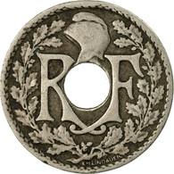 Monnaie, France, Lindauer, 10 Centimes, 1921, Paris, TB, Copper-nickel, KM:866a - France