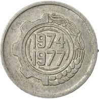 Monnaie, Algeria, 5 Centimes, 1977, Paris, TB+, Aluminium, KM:106 - Algeria