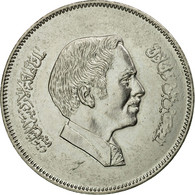 Monnaie, Jordan, Hussein, 100 Fils, Dirham, 1994/AH1404, TTB, Copper-nickel - Jordanie