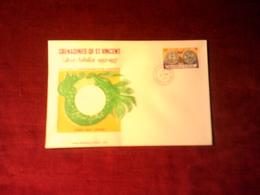 GRENADINES OF ST VINCENT  SILVER JUBILEE 1592 1977  LE 3  MR 77 - St.Vincent & Grenadines