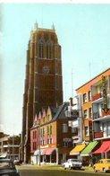 Dunkerque Le Beffroi Et La Rue Clemenceau CPM Ou CPSM - Dunkerque