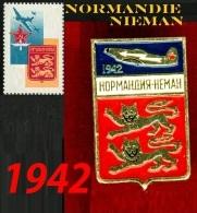 Normandie-Niemen.World War II .1942.LOGO.*** - Airforce