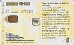 KALUGA : 018080E 70 Governor's House KALUGA 2000 USED - Russia
