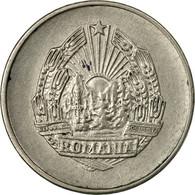 Monnaie, Roumanie, 5 Bani, 1966, TB, Nickel Clad Steel, KM:92 - Romania