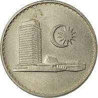 Monnaie, Malaysie, 20 Sen, 1976, Franklin Mint, SUP, Copper-nickel, KM:4 - Malaysie