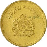 Monnaie, Maroc, Al-Hassan II, 10 Santimat, 1987/AH1407, Paris, TB - Morocco