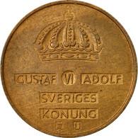Monnaie, Suède, Gustaf VI, 5 Öre, 1968, TTB, Bronze, KM:822 - Sweden