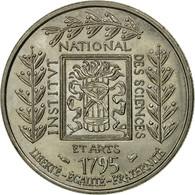 Monnaie, France, Institut, Franc, 1995, Paris, TTB, Nickel, KM:1133, Le - France