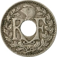 Monnaie, France, Lindauer, 10 Centimes, 1922, Poissy, TB+, Copper-nickel - France