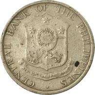 Monnaie, Philippines, 10 Centavos, 1968, TB+, Copper-Nickel-Zinc, KM:188 - Philippines