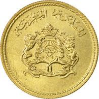 Monnaie, Maroc, Al-Hassan II, 10 Santimat, 1974/AH1394, Paris, TTB - Maroc