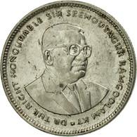 Monnaie, Mauritius, 20 Cents, 1987, TB, Nickel Plated Steel, KM:53 - Maurice