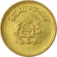Monnaie, Maroc, Al-Hassan II, 10 Santimat, 1987/AH1407, Paris, TTB - Maroc