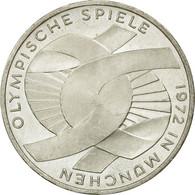 Monnaie, République Fédérale Allemande, 10 Mark, 1972, Hambourg, SUP+ - [ 7] 1949-…: BRD