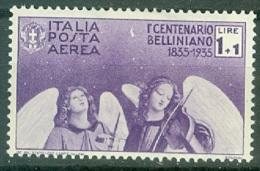 Italie   Sassone   PA  93  *  TB - 1900-44 Victor Emmanuel III