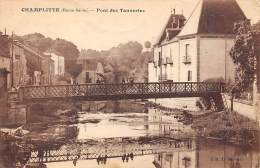 70 . N° 49890 . Champlitte . Pont Des Tanneries - France