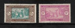 Colonie Sénégal  Timbres De 1927/33 N°108A + 109 Oblitérés - Senegal (1887-1944)
