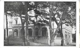 Alger     Lycée De Jeunes Filles / Bulletin D'absence Et Réglement   17 01  1939 Vers Saoula Affranchissement 70 C - Algérie