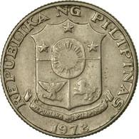 Monnaie, Philippines, 25 Sentimos, 1972, TB+, Copper-Nickel-Zinc, KM:199 - Philippines