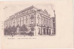 CPA - ROUEN - Les Théâtres Des Arts - Rouen