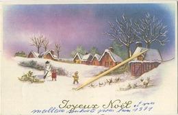 PROVEN  Poperinge   : Gemeenteschool  1920  (  Oude Foto Op Karton  16.5  X 12  Cm ) - Lieux