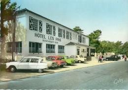 85.LA TRANCHE SUR MER.N°12828.LA GRIERE.HOTEL LES PINS.CPSM - La Tranche Sur Mer
