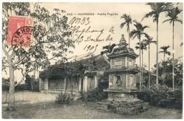INDOCHINE CP 1905 HAIPHONG TONKIN - Indochine (1889-1945)