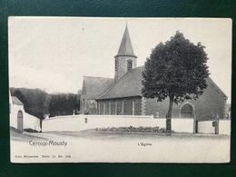Ceroux-Mousty/-l'église - Ottignies-Louvain-la-Neuve