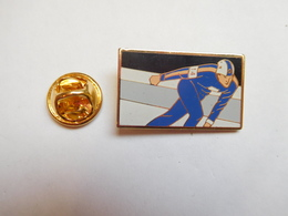 Beau Pin's , Patinage De Vitesse , JO , Jeux Olympiques ?? - Skating (Figure)
