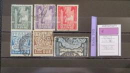 ITALY KINGDOM- SASSONE SET  NUMBER S 26 USED - 1900-44 Victor Emmanuel III