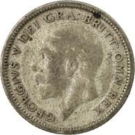 Monnaie, Grande-Bretagne, George V, 6 Pence, 1926, TB, Argent, KM:815a.2 - 1902-1971 : Monnaies Post-Victoriennes