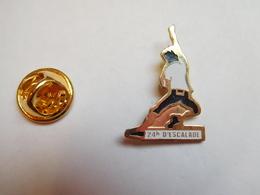 Beau Pin's , Sport Montagne , 24 Heures D' Escalade , Varappe - Badges