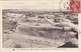 ARCACHON. Les Dunes à La Pointe Du Cap Ferret - Arcachon