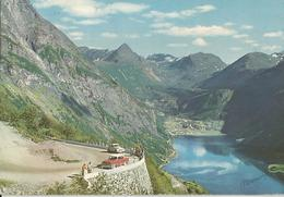 NORGE GEIRANGER  (297) - Norvegia