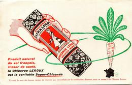 BUVARD(CHICOREE) ORCHIE - Vloeipapier