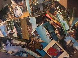 Lot De Plus De 500 Cartes Modernes - Cartoline