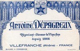 BUVARD(VIN) VILLEFRANCHE - Blotters