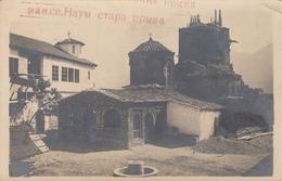Ohrid - Manastir Sv Naum 1928 - Macédoine