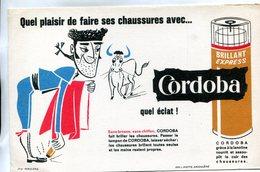 BUVARD(BRILLANT) CORDOBA - Buvards, Protège-cahiers Illustrés