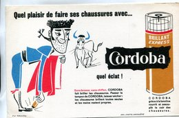 BUVARD(BRILLANT) CORDOBA - Blotters