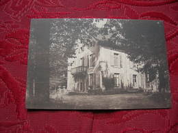 Cpa 9x14 NV DD Gerardmer Les Xettes Villa Hotel Du Chalet Beausejour Bon Etat - Gerardmer