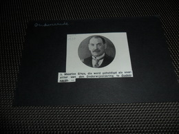 Origineel Knipsel ( 1679 ) Uit Tijdschrift  :  Oudenaarde  1937 - Old Paper