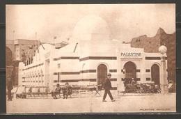 Carte P ( Palestine / Pavilion ) - Palestine
