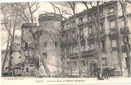 FR66 CERET - Roque - Tour Du Barry Et Maison Companyo - Animée - Belle - Ceret